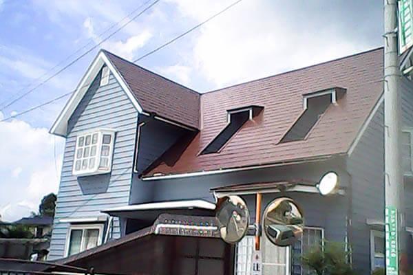 塗装 グレージュ 外壁