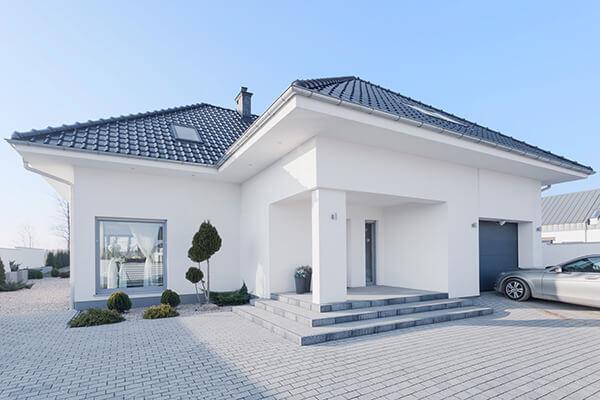 きれいな家